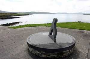 31st Commemoration of the Air India Disaster at Ahakista Memorial. Bantry West Cork Ireland